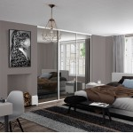 Standard Mirrored Sliding Wardrobe Doors