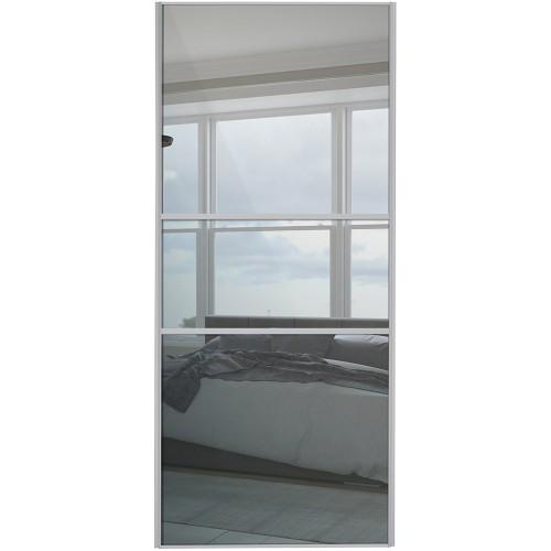 Classic Fineline - Mirror Silver Frame