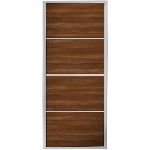Ellipse 4 Panel - Walnut
