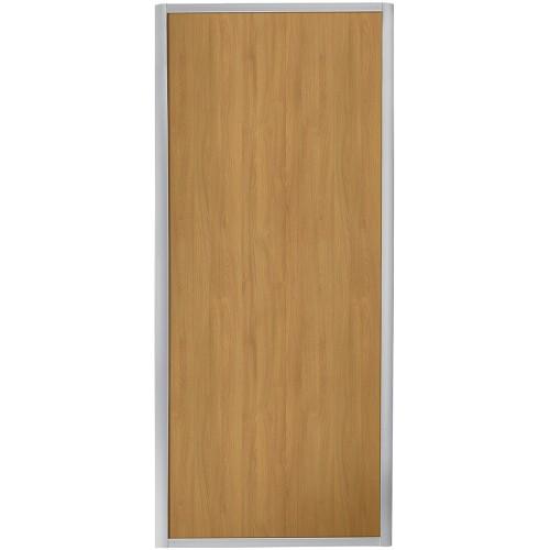 Ellipse Single Panel - Oak