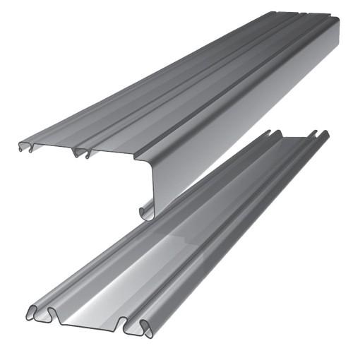 Sliding Wardrobe Door Tracks - Standard