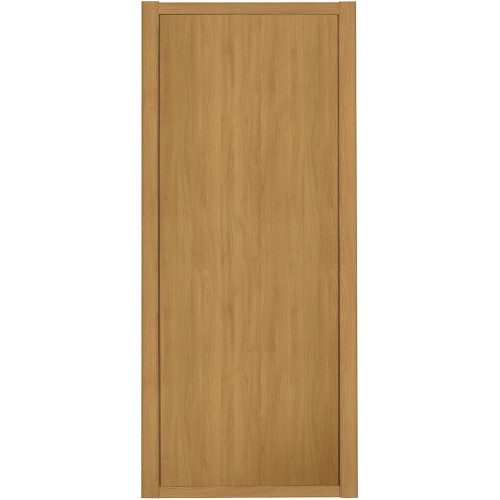Shaker Single Panel - Oak Oak Frame