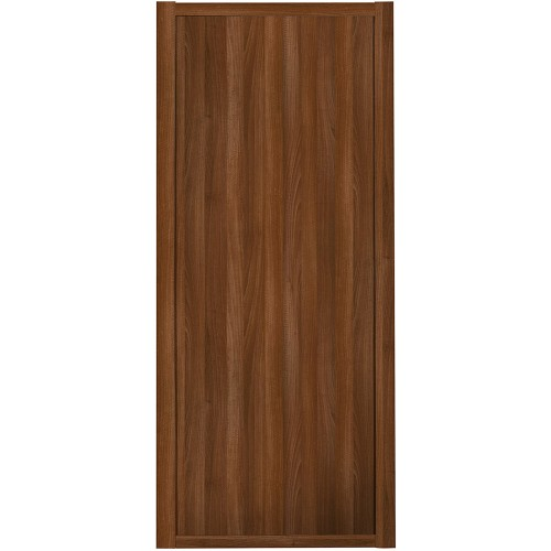 Shaker Single Panel - Walnut Walnut Frame