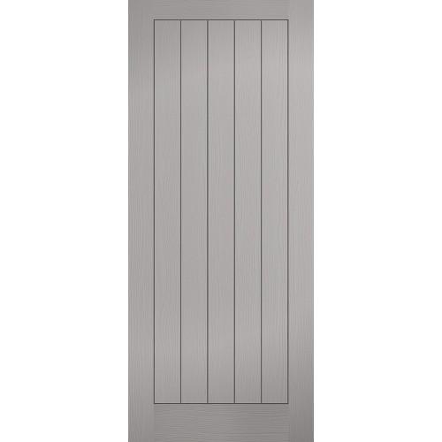 Vertical 5 Panel Grey