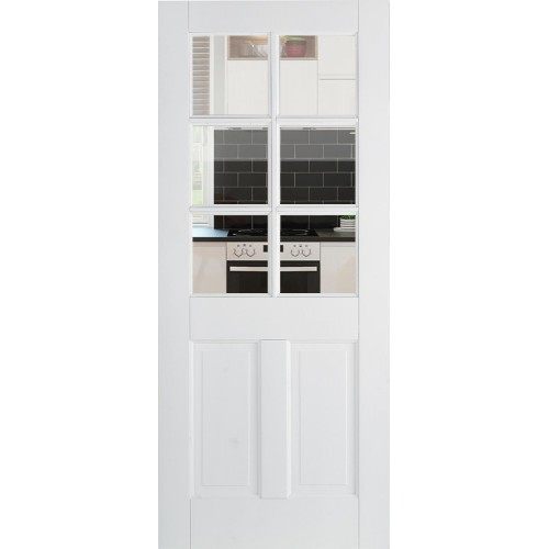 brand new 73293 223d9 Buy white glazed internal doors in Glasgow - delivered UK wide
